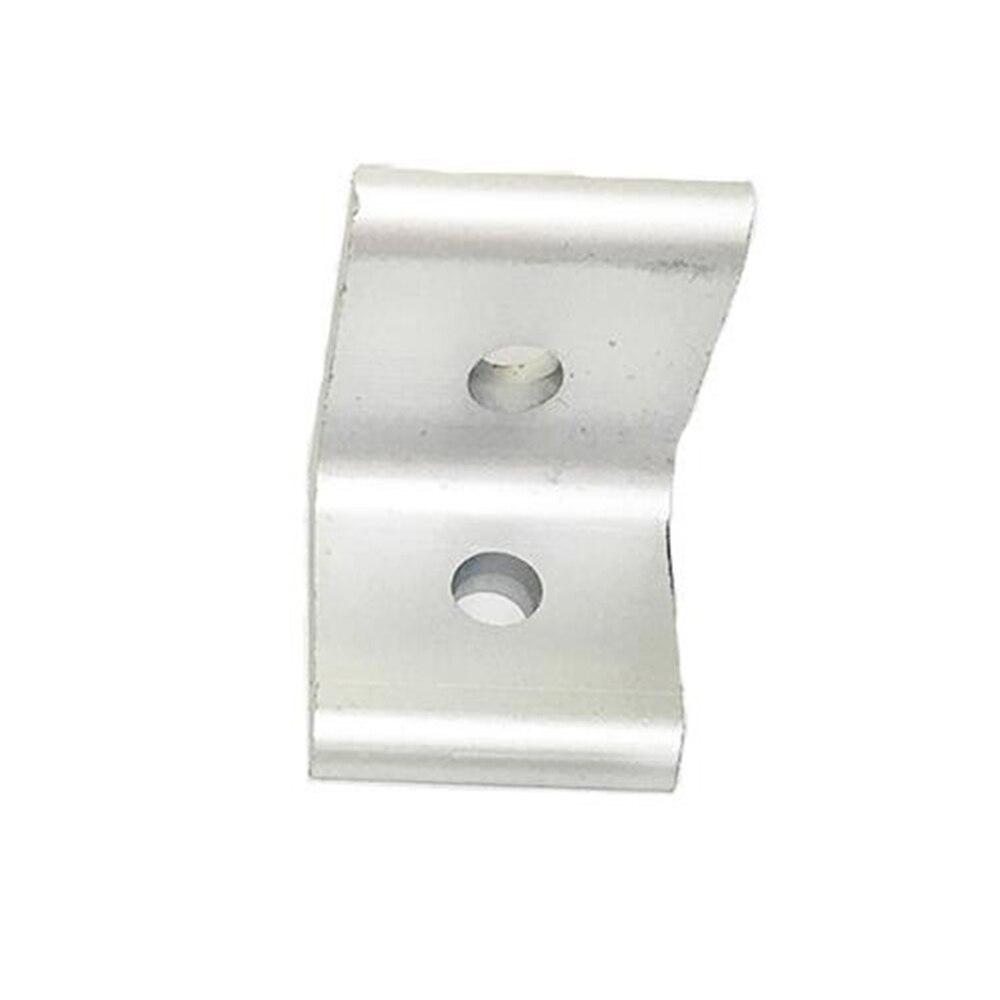 1 Stück 90 Grad Halterung Verschluss Aluminumconnector Eu Standard 2020 3030 4040 Aluminium Profil Zubehör üBerlegene Leistung