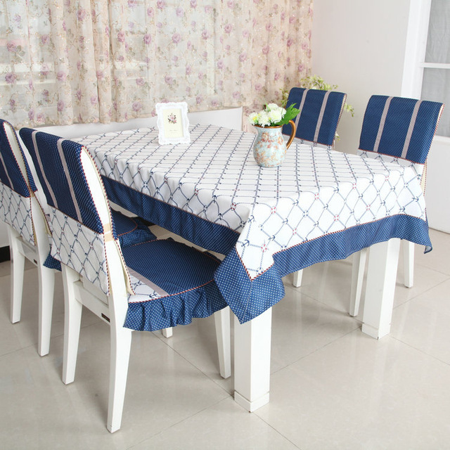 New Style Table Cloth Hotel Restaurant Tablecloths Coffee Table Home Party  Table Cloth Newspaper Desk Table