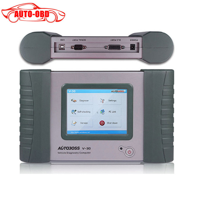 Original de actualización a través de sitio web oficial Nuevo Autoboss V30, SPX Autoboss V30 Inglés/Español/Ruso COMO lanzamiento diagun ii