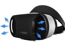 2018 Storm mirror virtual reality VR glasses 3D helmet glasses 3D VR Virtual Reality Glasses Headset