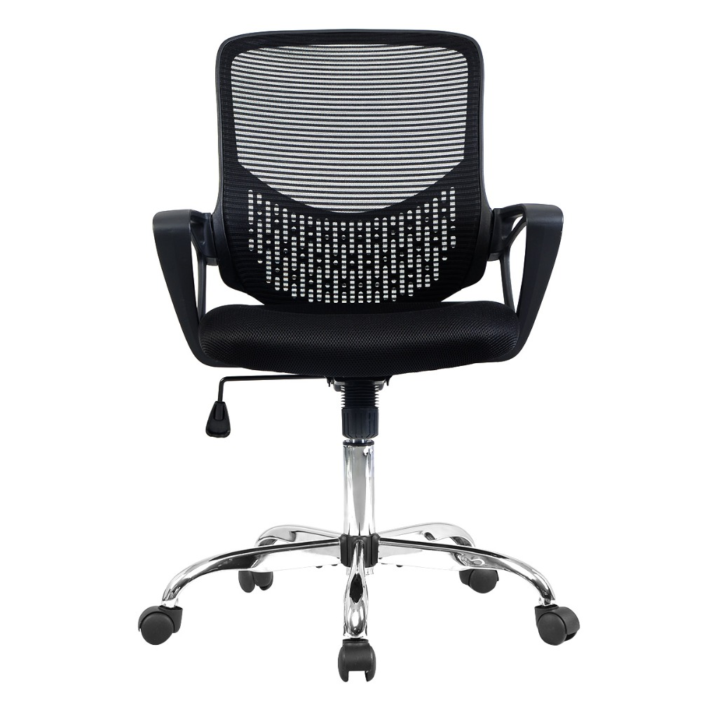 Modern Ergonomic Mesh Mid-Back Executive Computer Desk Task Office Chair HW51435 недорого