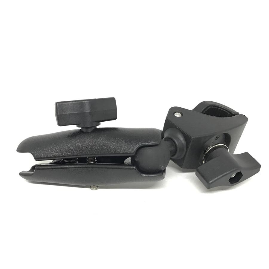For Gopro Ram mount SLR 1 inch Double Socket Arm (16)
