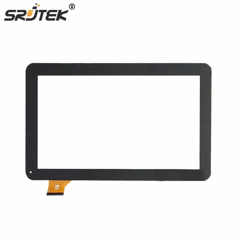Srjtek 10.1 inch New 10.1'' inch For Irbis TX58 TX 58 Touch Screen Digitizer Tablet PC Sensor Replacement Part 7 inch black touch screen for irbis tx76 tablet glasss sensor replacement