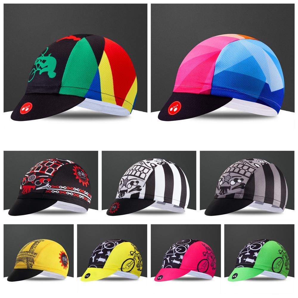 Sport Bicycle Hat Outdoor Cycling Hunt Cap Men Women Bike Sport Sun UV MTB Quick Dry Runing Headband Cycling Scarf Hats Helmet