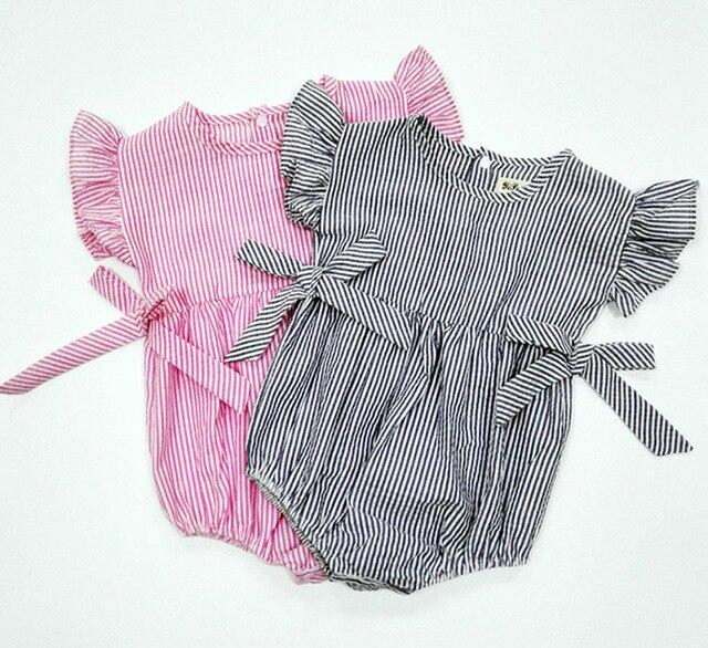 Oneasy 2016 Новорожденных Одежда Baby Rompers Новорожденных Детская Одежда Для Новорожденных Комбинезон Следующего Ребенка Тело костюм для Ребенка В Целом Vestido Инфа