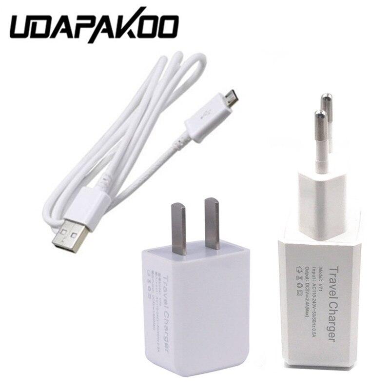 1 компл. Улучшенный ЕС/us 2.4a стены Зарядное устройство и 1 м Micro USB кабель для передачи данных для <font><b>Samsung</b></font> Galaxy S4 s6 S7 A3/5 <font><b>J5</b></font>/7 <font><b>2016</b></font> MOTO LG G3 G4 x Power