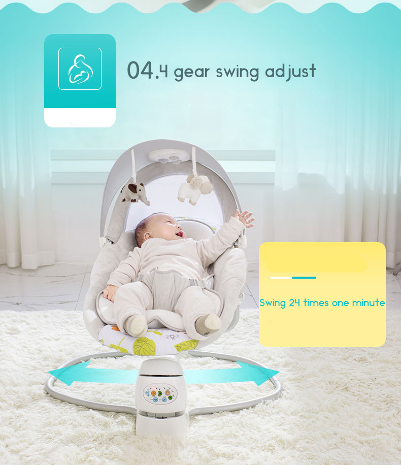HTB1S8czKhSYBuNjSsphq6zGvVXa9 Baby rocking chair baby safe electric cradle chair soothing the baby's artifact sleeps the newborn sleeping cribs