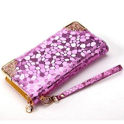 Fashion Wallet Women Female Carteira Feminina Long Wallets Ladies PU Leather Zipper Purse Card Holders Clutch bag LB240 Multan