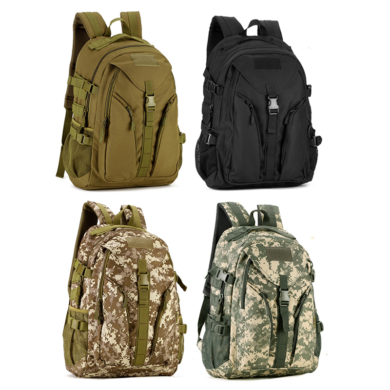 40L Large Leisure Outdoor Backpack Men Women Waterproof Military Tactical Backpack For Hiking Camping Mountaineering Bag S406 fashion hiking leisure men backpack