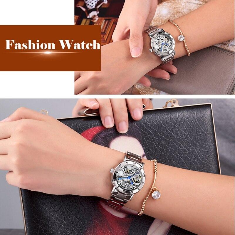 IK ρολόγια χειρός Steampunk Γυναικεία - Γυναικεία ρολόγια - Φωτογραφία 4