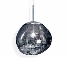 Nordic Lava LED Chandelier LOFT Acrylic Modern Pendant Ceiling Lamps Lamp Hanging Lightingkitchen Fixtures Lights