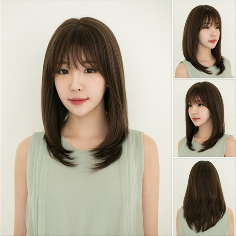 Korean Short Haircut With Bangs The Newest Hairstyles