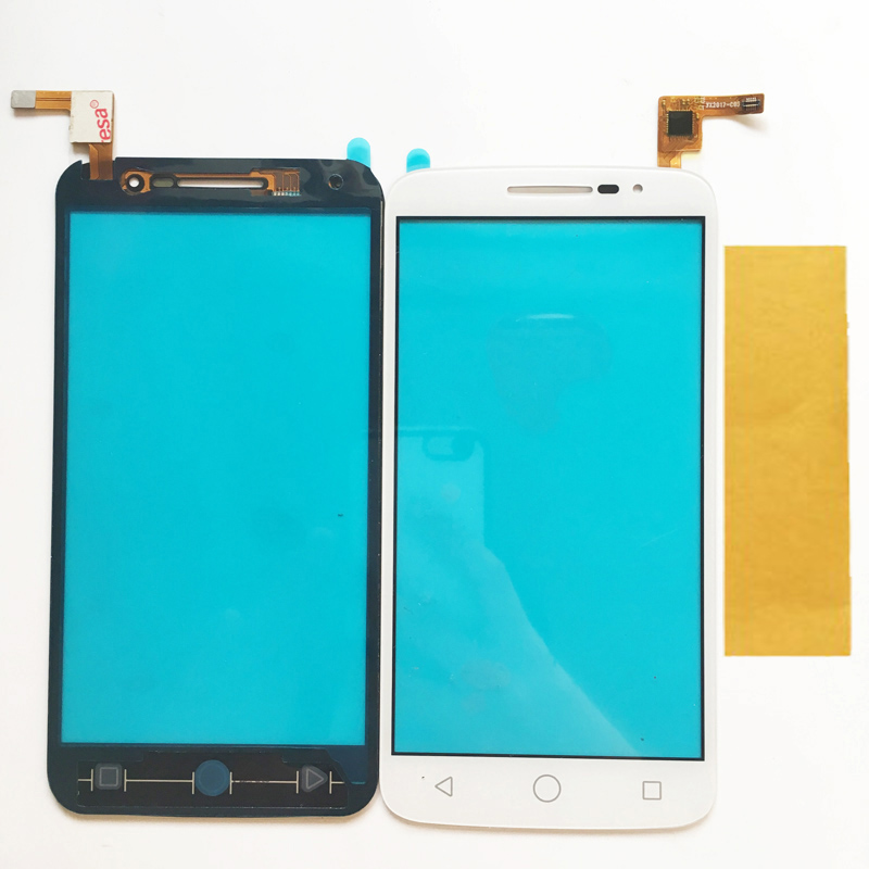 1PC/Lot Touch Screen Digitizer For Alcatel One Touch OT7043 7043 7043Y 7043A 7043E 7043K Touch Screen Glass Panel1PC/Lot Touch Screen Digitizer For Alcatel One Touch OT7043 7043 7043Y 7043A 7043E 7043K Touch Screen Glass Panel