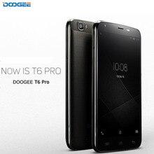 6250 мАч 4 Г DOOGEE T6 Pro RAM 3 ГБ + ROM 32 ГБ 5.5 дюймов Android 6.0 MTK6753 Окта основные 1.5 ГГц ОТА OTG 13.0MP Сотовый телефон