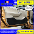 Hireno puerta del coche anti kick pad mat cubierta de pegatinas para byd f0 f3 F6 G6 G5 G3 G3R L3 M6 S6 S7 Puerta Del Coche Almohadilla Protectora