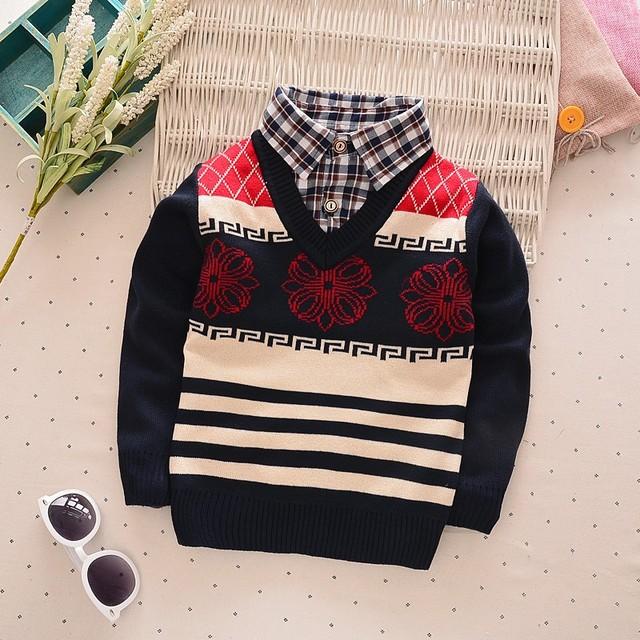 Cute Fashion Baby Sweater