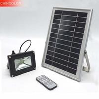 солнечные батареи спинер светильник Высокая Мощность светодиодные солнечного свет открытый настенный светильник безопасности точечные с