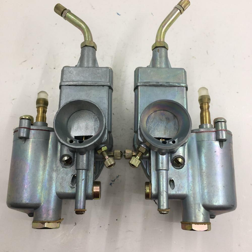 Carburateur SherryBerg 28mm paire carburateur à essence carby K302 pour BMW M72 MT URAL K750 MW Dnepr k302 droite et gauche carburateur
