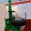 Simplicidad Lager Cambiador De Neumáticos De Camión Vehículo Ingeniero de Neumáticos A La Parrilla Máquina