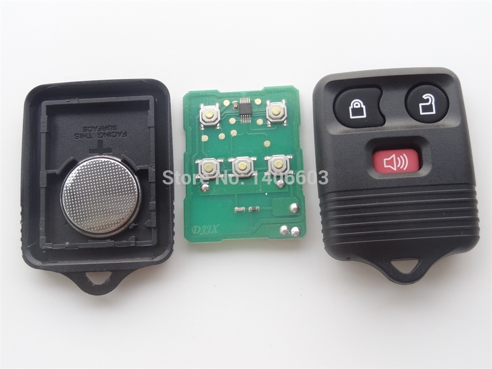 315mhz Replace Remote Control Alarm Key 3 button fit for FORD MAZDA MERCURY Transmitter Key without