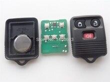 315 мГц заменить Дистанционное управление сигнализации ключ 3 кнопки подходит для ford mazda Меркурий передатчик ключ без транспондер чип 2 шт.