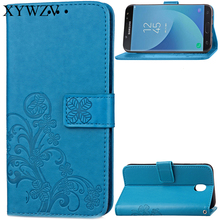 sFor Samsung Galaxy J5 2017 Case Luxury Flip Leather Wallet For Back Cover J530