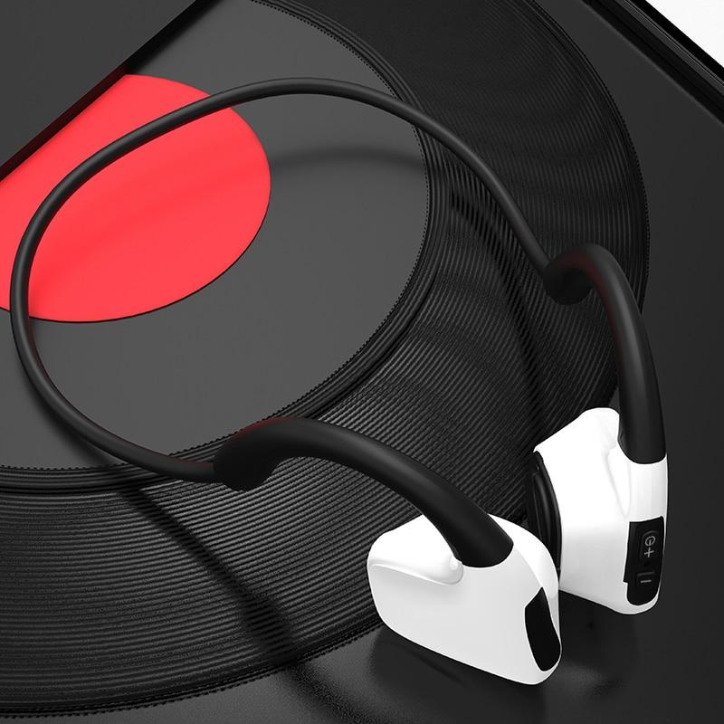 Factory Sell! Original headphones Bluetooth 5.0 Bone Conduction Headsets Wireless Sports earphones Handsfree Headsets
