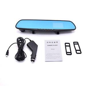 Image 5 - Full Hd 1080P Auto Dvr Camera Spiegel Voor Suv S 120 Graden Auto Rijden Recorder Camera Voertuig Dash Cam auto Camera Spiegel