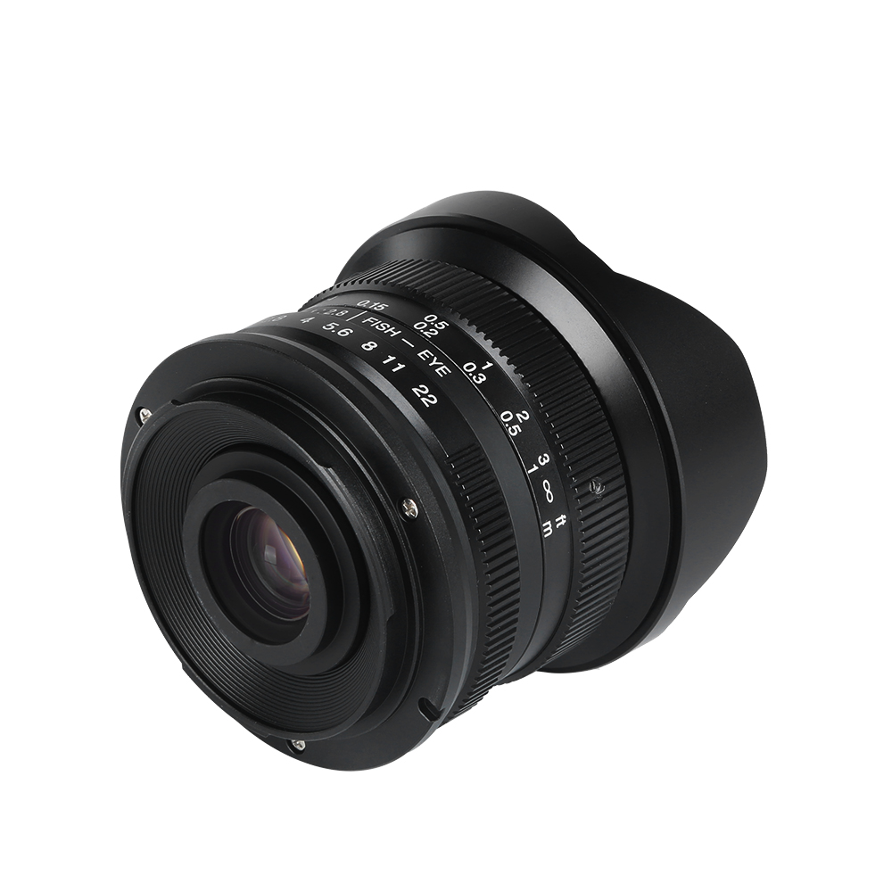 Small Of Wide Angle Camera