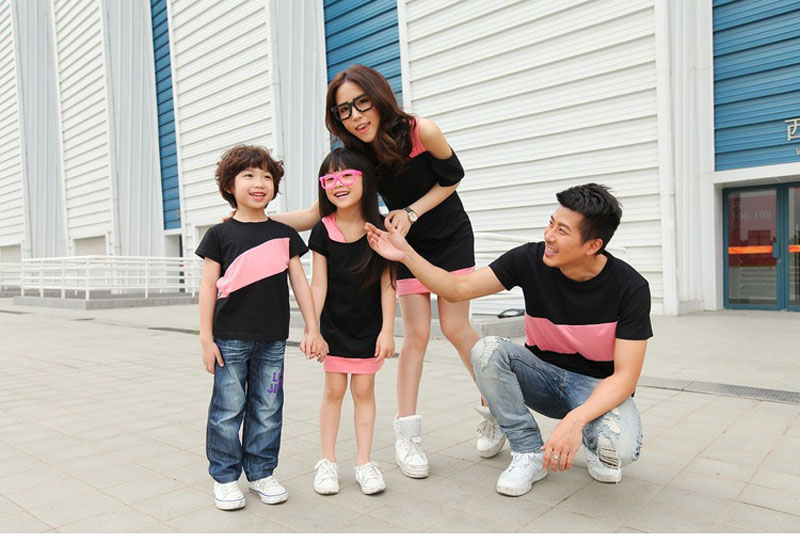 HTB1S8i3JFXXXXaJXVXXq6xXFXXXY - Entire Family Fashion - Matching Family Outfits, Smart Casual Styling, 3 Color Options