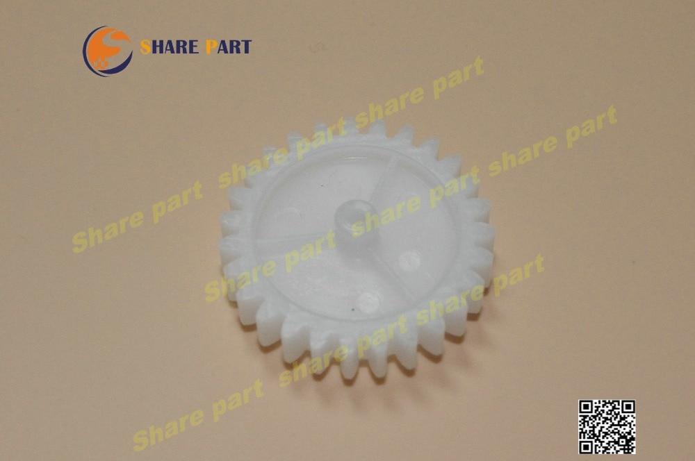 10 X Gear 27T RU5-0307-000 for HP p2015 1320 1160 RU5-0307-000 1set replacement gear kit ru5 0956 000 ru5 0959 000 ru5 0958 000 ru6 0965 gr p3015 15t ru7 0030 ru7 0028 000 for hp p3015