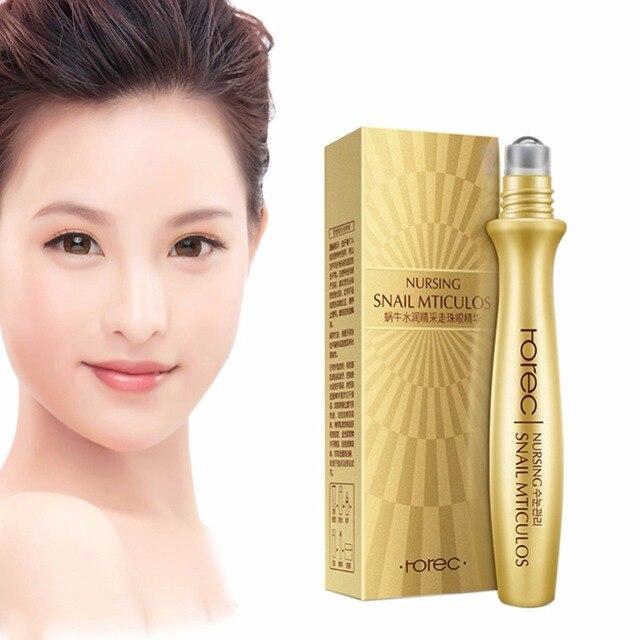 24 K oro crema de contorno de ojos crema elimina las arrugas del círculo negro nuevo colágeno reafirmante reparación suero maquillaje Maquiagem
