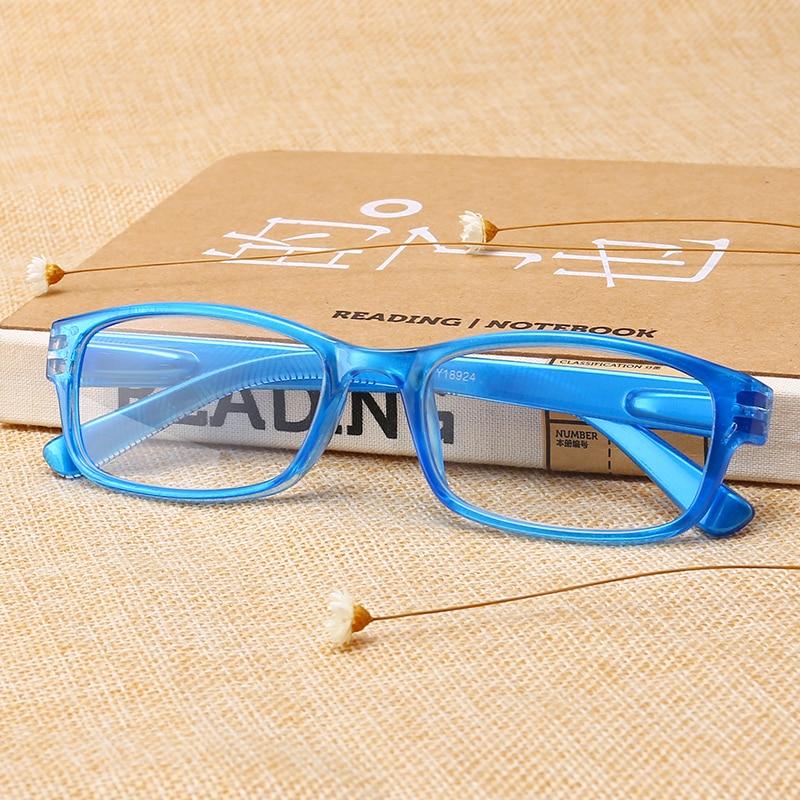 J N Ultralight Toughness Anti Fatigue PC Unbreakable Reading Glasses Men Women High Quality Presbyopic Eyeglasses TL18924