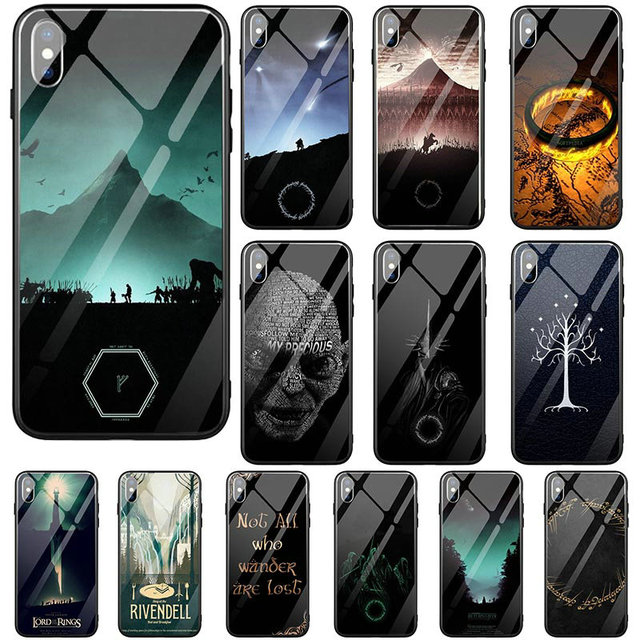 iphone 7 phone cases lotr