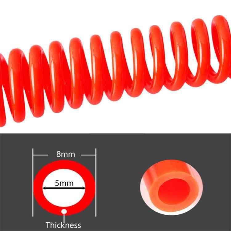 6 m/9 m/12 m Air Compressor Slang Buis Pneumatische Tuinslang Voor Comprimeren Air Tool Pneumatische gereedschap