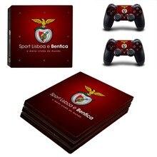 Super Liga Team Benfica PS4 Pro Skin Sticker Vinyl Decal