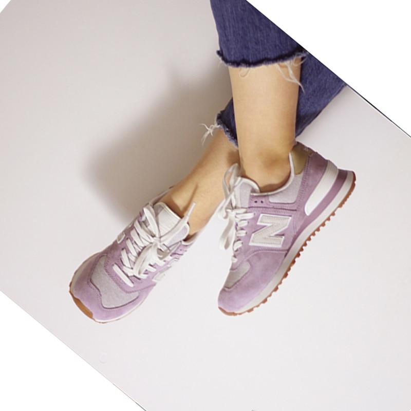 2019 New Balance 574 Womens Shoes Fashion Running Shoe Leisure Sneakers NB574 Wl574bca/bcb/bcc zapatillas mujer shoes+female2019 New Balance 574 Womens Shoes Fashion Running Shoe Leisure Sneakers NB574 Wl574bca/bcb/bcc zapatillas mujer shoes+female