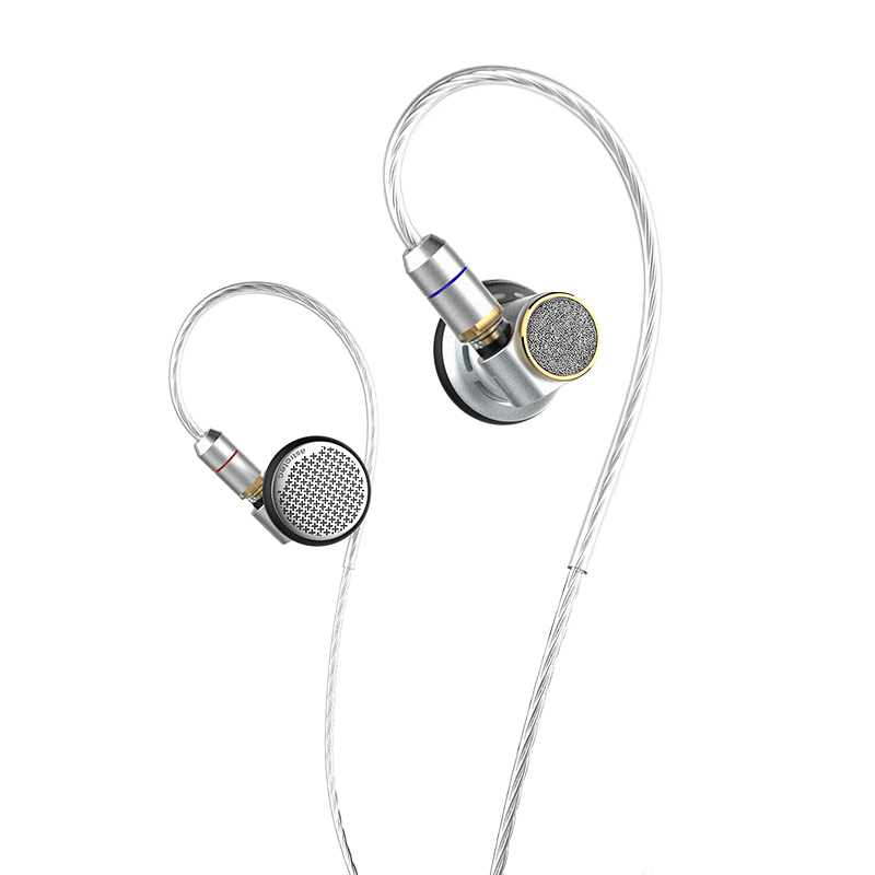 Astrotec Lyra Nature MMCX Detachable High Resolution Earbuds