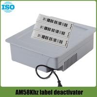 Deactivator macio do alarme da etiqueta de eas am dr 58 khz para o sistema varejo anti roubo|Sistema EAS|Segurança e Proteção -