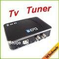 Atacado USB 2.0 TV Box Satélite DVB-DATA ETSI/EN DVB-S porta útil sintonizador de TV para compute PC ou não tv SDtv HDtv. Frete grátis