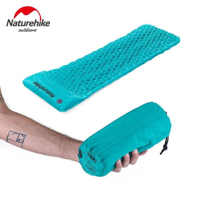 rechteck luftmatratze abenteuer getriebe schlafmatte camping pad f r schlafen matte outdoor. Black Bedroom Furniture Sets. Home Design Ideas