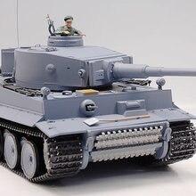 Henglong 1/16 Немецкий Тигр I страйкбол RC боевой танк 3818-1