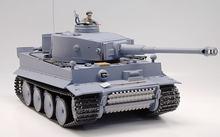 Henglong 1/16 alemán Tigre Airsoft RC tanque de batalla 3818-1