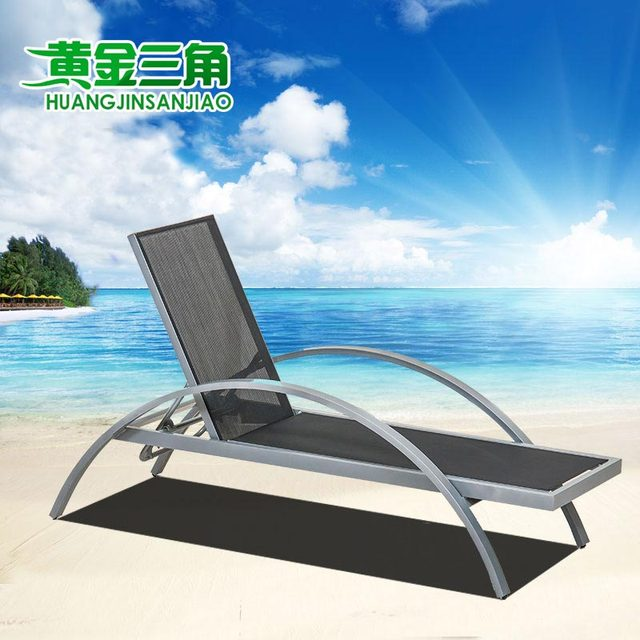 Gold Beach loungers lying bed outdoor leisure folding swimming pool Recliners & Gold Beach loungers lying bed outdoor leisure folding swimming ... islam-shia.org