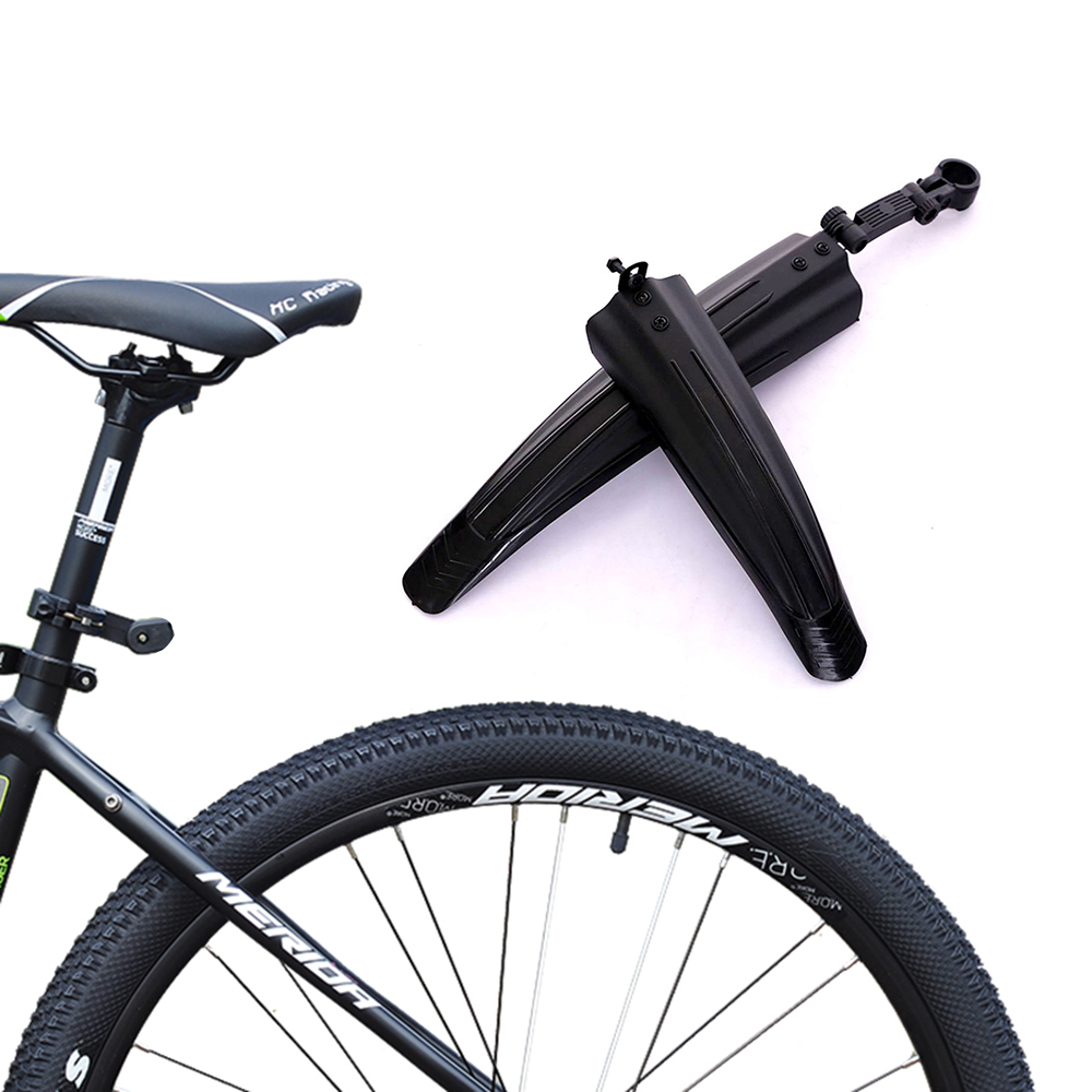 2018 New 2pcs High Quality Bicycle Bike MTB Mountain Front Rear Mud Guards