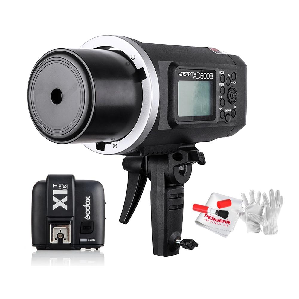 Godox AD600B TTL 600Ws HSS GN87 Outdoor Flash 8700mAh Battery + Godox X1T-C/X1T-N/X1T-S Trigger Transmitter for Canon Nikon Sony godox x1t f x1t c x1t s x1t o x1t n 2 4g wireless ttl hss flash trigger transmitter for canon nikon sony fujifilm olympus camera