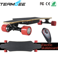 Four Wheel Hover Board Electric Scooter Hub Two Motors Electric Skateboard Electric Self Balancing Scooter Oxboard