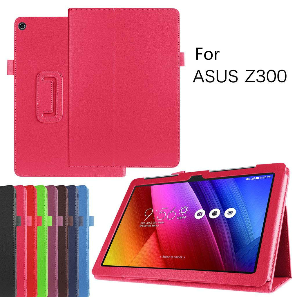 Z300 Z301 PU Leather Case Stand Cover for Asus ZenPad 10 Z300 Z300C Z300CL Z300CG Z300M Z301 Z301ML Z301M 10.1 Tablet funda Case