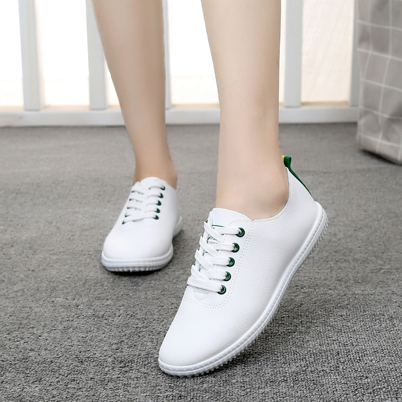 Cotton-made beijing shoes white nurse shoes casual soft slip-resistant outsole flat comfortable shoes PU work shoes