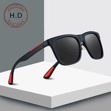 JAXIN Square Polarized Sunglasses Men classic retro Sun Glasses Women brand design fashion wild outdoor driving goggles UV400